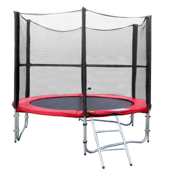 insportline trampoline set froggy plus 305 cm insportline. Black Bedroom Furniture Sets. Home Design Ideas