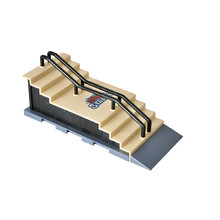 X-Treme Skatepark Mini Ramps (6801 -6)