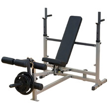 body building bench Body-Solid GDIB46L