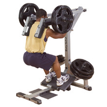 GSCL360 Body-Solid Leverage Squat/Calf machine