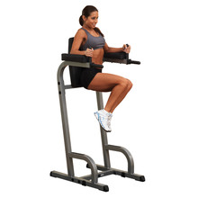 GKR60 Body-Solid Vertical Knee Raise Machine