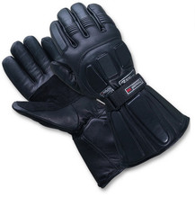 WORKER Freeze 190 motorcycle gloves - črna