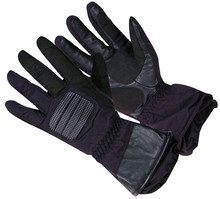 WORKER MT652 motorcycle gloves - črna