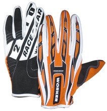 WORKER MT790 motorcycle gloves - oranžna