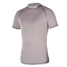Thermo-shirt short sleeve Blue Fly Termo Pro - bež