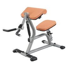 Biceps curl Machine CBC400 - oranžna