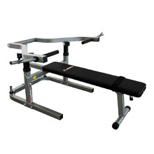 Flat weight bench inSPORTline LKM715