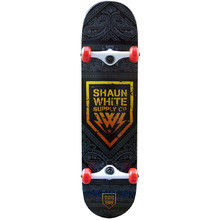 Shaun White Skateboard Badge