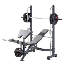 Benchpress inSPORTline Hero MB100