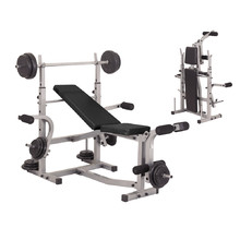 body building bench inSPORTline Adjust