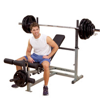 klopi za bench press Body-Solid GDIB46L