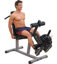 GLCE365 Body-Solid Leg Extension in Leg Curl