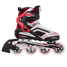 WORKER X-Ton in-line skates - rdeča