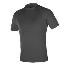Thermo-shirt short sleeve Blue Fly Termo Pro - siva