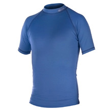 Thermo-shirt short sleeve Blue Fly Termo Pro - modra