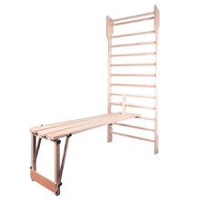 body building bench inSPORTline Dremar 200 x 36 cm