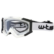 Motorcycles glasses W-TEC Major - bela
