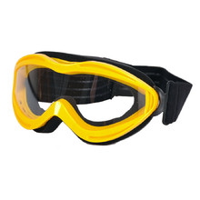 WORKER VG6920 Junior motorcycle glasses - rumena