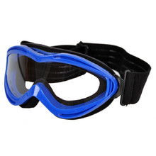 WORKER VG6920 Junior motorcycle glasses - modra