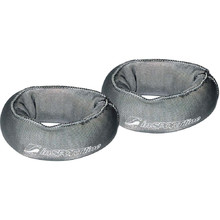 inSPORTline nylon fashion weights 2x0,5 kg - siva