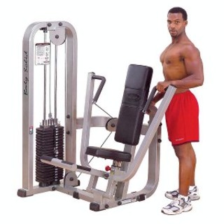 Chest press Body-Solid SBP-100G/2