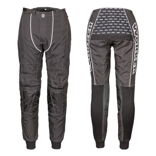 Motocross pants WORKER Razzor - črna