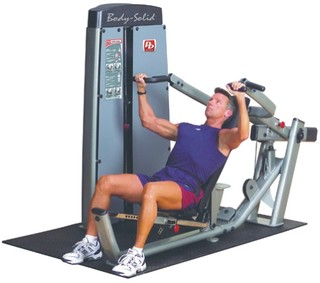 DPRS-SF Body-Solid Pro-Dual Multi Press