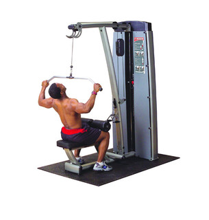 DLAT-SF Body-Solid Pro-Dual Lat Pulldown