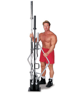 OBH5 Body-Solid Olympic Bar Holder