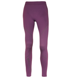 Women's functional pants Brubeck THERMO - vijolična