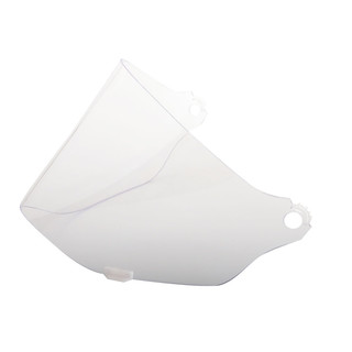 Replacement Plexiglass Shield for V340 Motorcycle Helmet - prozorna